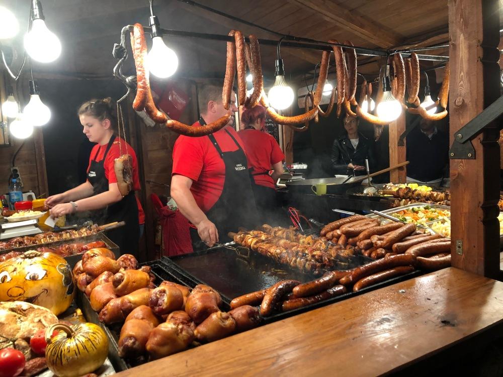 street food meat krakow